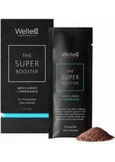WelleCo - Super Booster Men's Libido + Endurance - Nahrungsergänzung