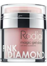 Rodial Pink Diamond Magic Gel Gesichtscreme  50 ml