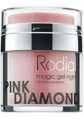 Rodial Pink Diamond Magic Gel Night Nachtcreme  50 ml