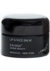 Kahina Giving Beauty - + Net Sustain Lip & Face Balm, 11 G – Lippen- Und Gesichtsbalsam - one size