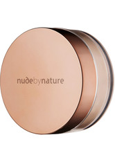 Nude by Nature Translucent Loose Finishing Powder Fixierpuder  10 g Translucent