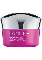 Lancer Skin Care Caviar Lime Acid Peel Gesichtspeeling 50.0 ml