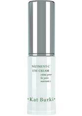 KAT BURKI - Kat Burki - Nutrient C Eye Cream - Augenpflege - Augencreme