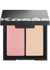 Kosas - Color & Light Crème Blush – Tropic Equinox – Set Aus Rouge Und Highlighter - Bronze - one size