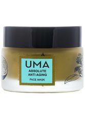 Uma Oils Produkte Absolute Anti Aging Face Mask Anti-Aging Pflege 50.0 ml