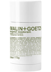 Malin + Goetz - Bergamot Deodorant - Deodorant