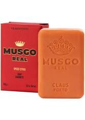 Claus Porto Stückseife Spiced Citrus Men's Body Soap Seife 160.0 g