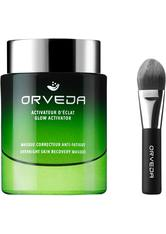 Orveda - Overnight Skin Recovery Masque  - Feuchtigkeitsmaske