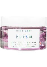 HERBIVORE - Herbivore - Prism 20% AHA + 5% BHA Exfoliating Glow Facial - Glow Maske - Crememasken