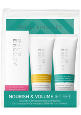 PHILIP KINGSLEY - Philip Kingsley - Jet Set - Nourish & Volume - Haarset - Haarpflegesets