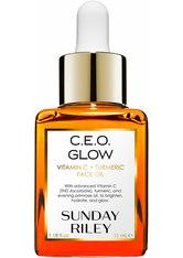Sunday Riley - C.E.O. Glow Vitamin C + Turmeric Face Oil - Gesichtsöl