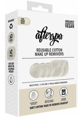 AFTER SPA - After Spa Produkte After Spa Produkte Reusable MakeUp Remover Gesichtsreinigungstuch 1.0 pieces - Makeup Entferner