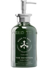 Seed to Skin - The Devotion Linden Flower - Körperlotion