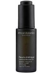 AFRICAN BOTANICS - African Botanics - Fleurs D'afrique Intensive Recovery Oil, 30 Ml – Pflegeöl - one size - Gesichtsöl