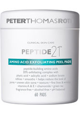 Peter Thomas Roth Peptide 21 Amino Acid Exfoliating Peel Pads Gesichtspeeling 60 Stk