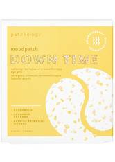 Patchology Masken Moodpatch Down Time Augenpatches 10.0 pieces