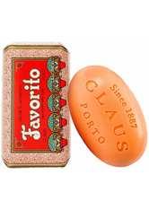 Claus Porto Stückseife Favorito Red Poppy Mini Soap Seife 50.0 g