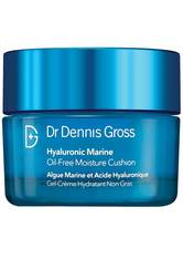 Dr. Dennis Gross Skincare - Hyaluronic Marine Oil-free Moisture Cushion, 50 Ml – Feuchtigkeitscreme - one size