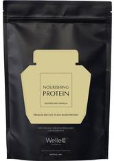 WelleCo - Nourishing Plant Protein - Natural Vanilla Refill - Nahrungsergänzung