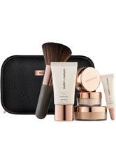 Nude by Nature Complexion Essentials Gesicht Make-up Set  W4 - Soft Sand