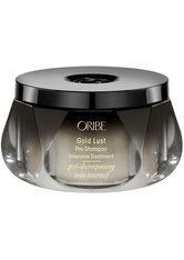 ORIBE - Oribe - Bright Blonde Radiance And Repair Treatment, 125 Ml – Kur Für Blondes Haar - one size - Shampoo