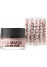 Dr Sebagh - Breakout Cream & Antibacterial Powder, - 5 X 1.95g + 50ml – Creme Und Antibakterieller Puder - one size