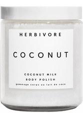 HERBIVORE - Herbivore Produkte Coconut Milk Body Polish Körperpeeling 227.0 g - Körpercreme & Öle