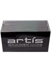 Artis Brush - Replacement Microfibre Cloths X 10 – Reinigungstücher Für Make-up-bürstchen - Schwarz - one size