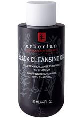 ERBORIAN - Erborian Detox Black Cleansing Reinigungsöl 190 ml - CLEANSING