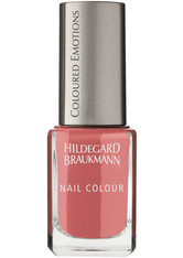 HILDEGARD BRAUKMANN - Coloured Emotions Nail Colour bubble gum, 10ml - NAGELLACK