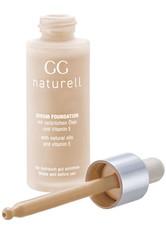 Gertraud Gruber GG naturell Serum Foundation 10 Nude 29 ml Flüssige Foundation