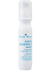 Charlotte Meentzen Aqua Minerals Hyaluron Augen Roll-On Augencreme  15 ml
