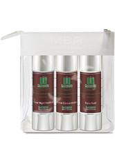 MBR Medical Beauty Research Herrenpflege Men Oleosome Travel Set Over Night Peeling 50 ml + Face Concentrate 50 ml + Face Fluid 50 ml 1 Stk.