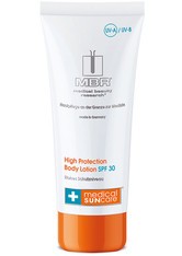 MBR MEDICAL BEAUTY RESEARCH - MBR Medical Beauty Research Sonnenpflege Medical Sun Care High Protection Body Lotion SPF 30 200 ml - KÖRPERCREME & ÖLE