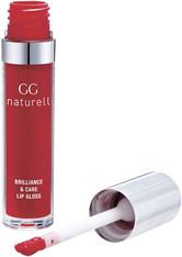 Gertraud Gruber GG naturell Brilliance & Care Lip gloss 60 Rot 4,5 ml Lipgloss