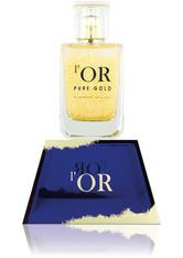 MBR Medical Beauty Research Düfte Damendüfte L'Or Pure Gold Eau de Parfum Spray 100 ml