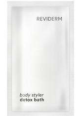 REVIDERM - No. 1 Body Styler Detox Bath, 12 x 20 g - DUSCHEN & BADEN
