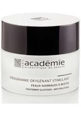 ACADEMIE - PROGRAMME OXYGENANT STIMULANT, Sauerstoffstimulierend, 50 ml - TAGESPFLEGE