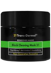 21 Trans-Dermal Black Cleaning Mask 21 50ml Gesichtsmaske