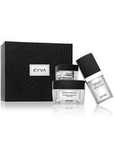 EYVA Moisturising Care Geschenkset (Hydra Mousse + Dark Circle Minimiser + Secret Scent) Pflegeset