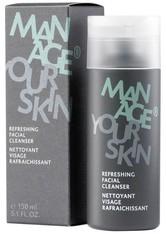 DR. SPILLER - Refreshing Facial Cleanser, 150 ml - CLEANSING