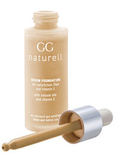 Gertraud Gruber GG naturell Serum Foundation 20 Beige 29 ml Flüssige Foundation