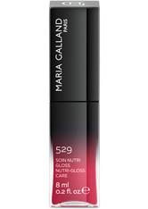 MARIA GALLAND - Maria Galland 529-Soin Nutri Gloss Lila de Perse 8 ml Lippenöl - LIPGLOSS