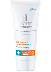 MBR MEDICAL BEAUTY RESEARCH - MBR Medical Beauty Research Sonnenpflege Medical Sun Care High Protection Face Cream SPF 30 50 ml - SONNENCREME