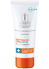 MBR MEDICAL BEAUTY RESEARCH - MBR Medical Beauty Research Sonnenpflege Medical Sun Care High Protection Cream SPF 50 100 ml - SONNENCREME