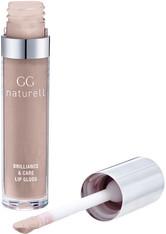 Gertraud Gruber GG naturell Brilliance & Care Lip gloss 20 Nude 4,5 ml Lipgloss