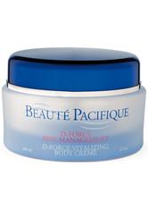 Beauté Pacifique D-Force Risk Management, Body Cream / Tiegel 100 ml Körpercreme