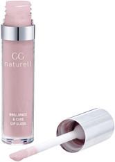Gertraud Gruber GG naturell Brilliance & Care Lip gloss 40 Rose 4,5 ml Lipgloss
