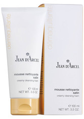 JEAN D ARCEL - Mousse Nettoyante satin, 100ml - CLEANSING