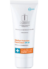 MBR MEDICAL BEAUTY RESEARCH - MBR Medical Beauty Research Sonnenpflege Medical Sun Care High Protection Cream SPF 20 50 ml - SONNENCREME
